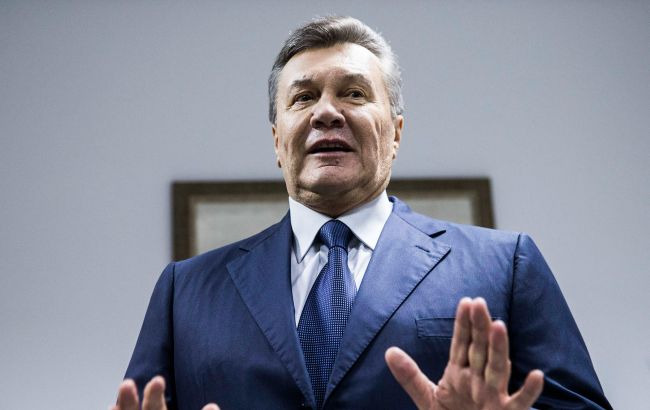 Адвокат показал, сколько денег Янукович держал в «Ощадбанке»