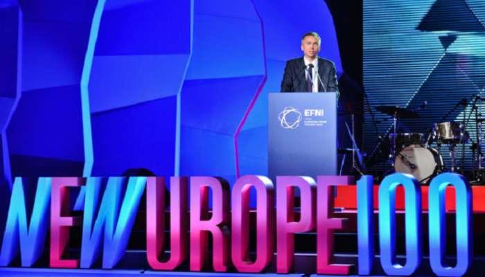 Семеро украинцев попали в Топ-100 новаторов Европы