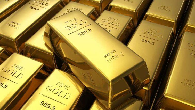 Установлена цена на банковские металлы