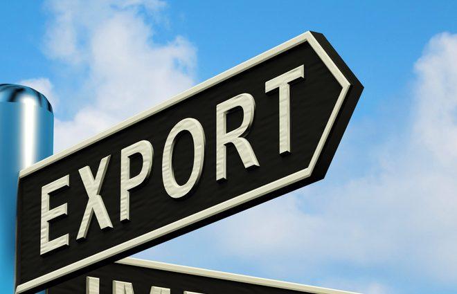 Экспорт товаров и услуг из Украины в этом году вырос на 18,5%