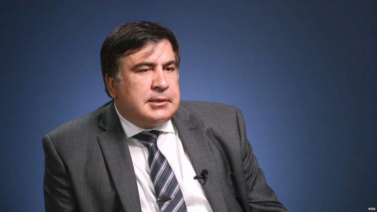У Саакашвили сообщили, кому выгодно похищение экс-командира «Донбасса»