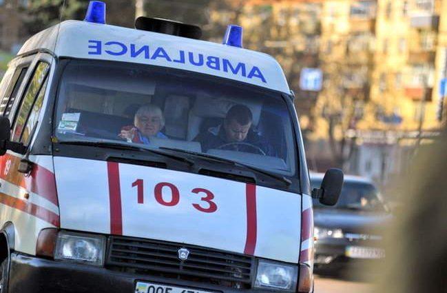 Ужасное ДТП под Киевом: травмы и скорая