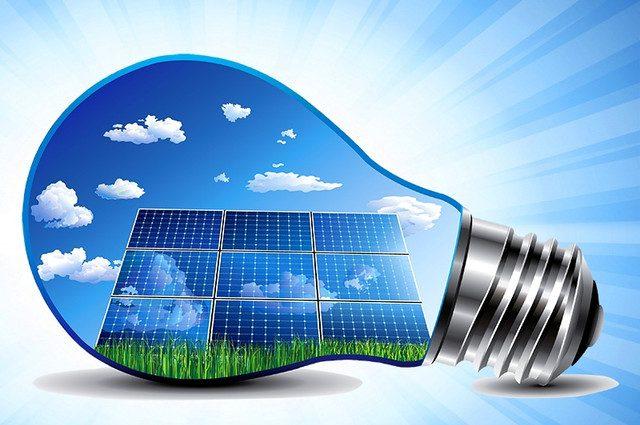 Украинцы зарабатывают на солнечных электростанциях