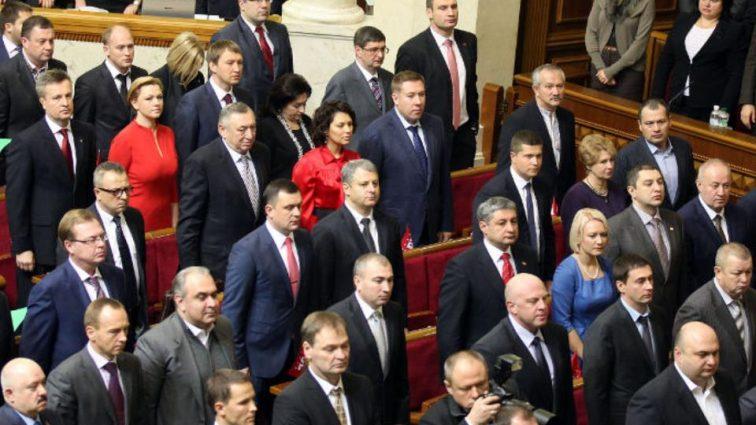 Неслыханная скромность депутатов: сколько государственные мужи планируют потратить на себя в 2018?