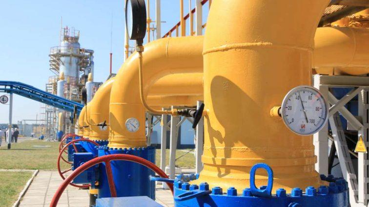 Мировой энергогигант впервые продал газ из украинских ПХГ
