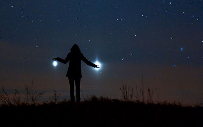 Украинцы смогут увидеть необычное явление — слияние двух планет
