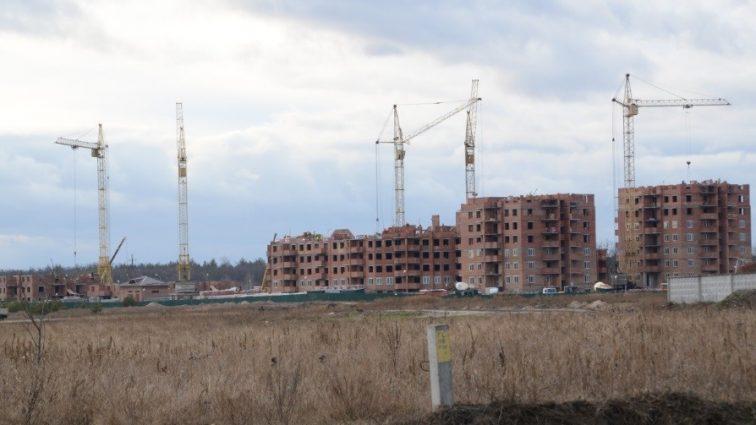 В Украине выросла стоимость строительства домов
