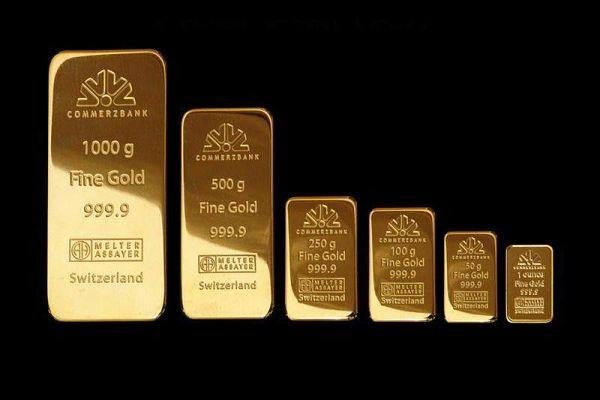 Золото вновь выросло в цене