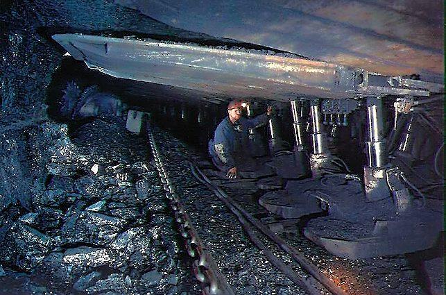 Угольные шахты получат миллиард гривен на новое оборудование