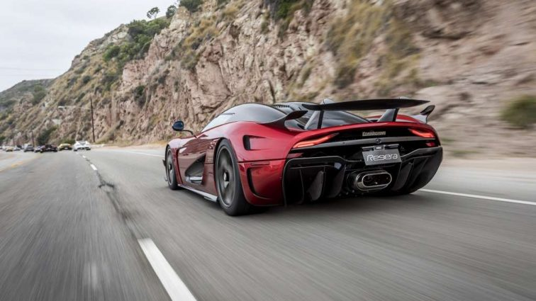 Гиперкар Koenigsegg стал самым быстрым автомобилем в мире