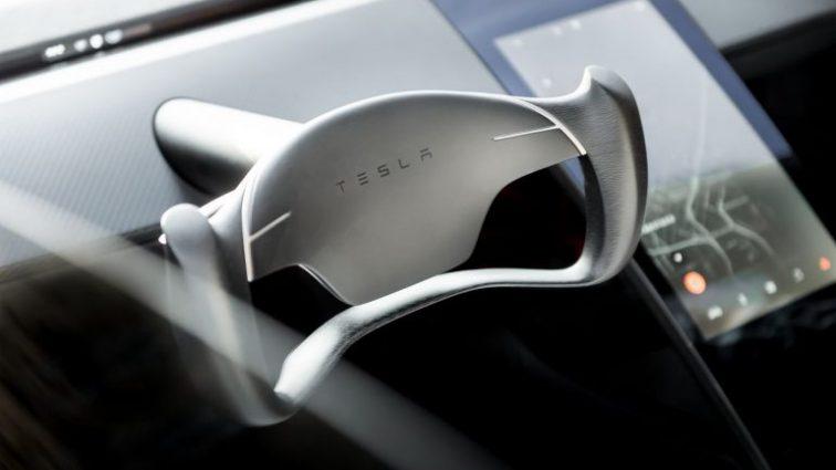 Революционный дизайн: новую автомобильную эру открывает Tesla