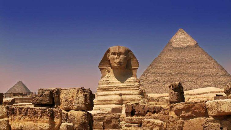В пирамиде Хиопса обнаружено еще одну комнату