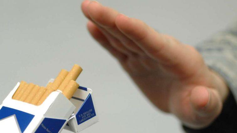Почему украинцы бросают курить