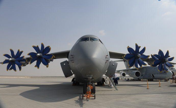 Украина договорилась с ОАЭ о совместном производстве самолетов