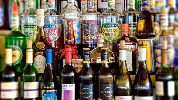Сколько алкоголя покупают украинцы в Интернете