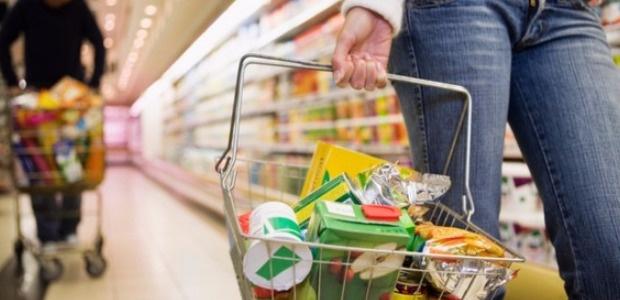 Цены на продукты в Украине почти равны европейским