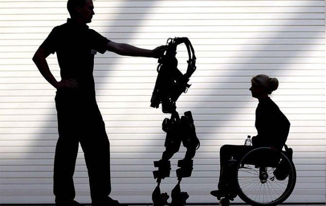 Ученые изобрели технологию борьбы с параличом