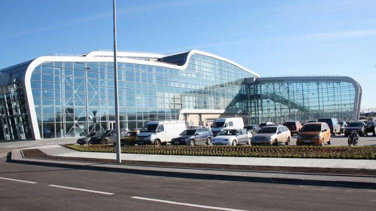 Аэропорт Кривой Рог увеличил пассажиропоток в 42 раза