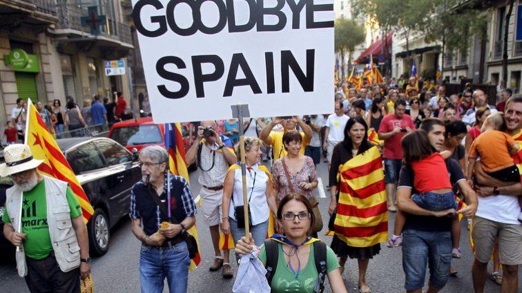 Из-за стремления к независимости Каталония потеряла около 15 000 рабочих мест