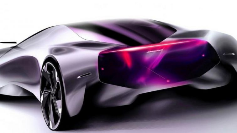 Jaguar заглянул в будущее
