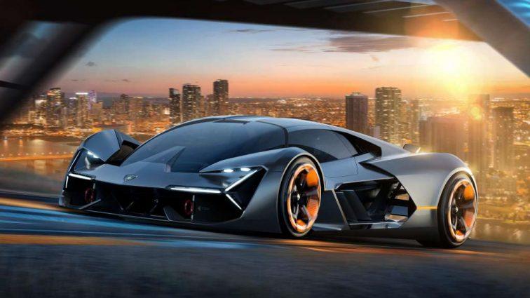 Не оторвать глаз: дизайн Lamborghini Terzo Millennio поражает