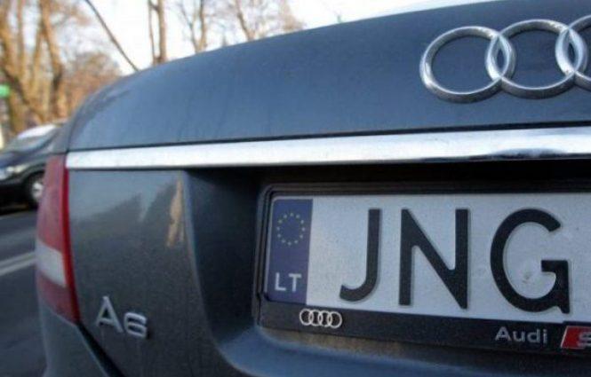 Стало известно, сколько машин на «евробляхах» были привезены в Украину с большими нарушениями на таможне