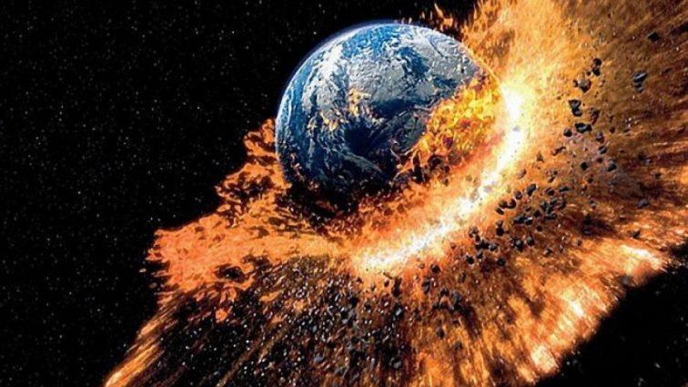 Гибель Земли: астрономы опубликовали варианты космической катастрофы