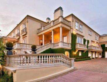 Дом мечты, или же уют за $ 17 млн.