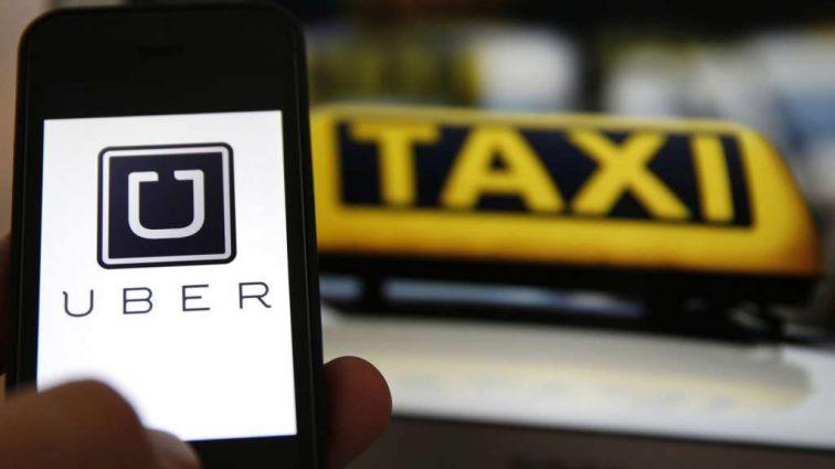 Uber повысил тарифы в украинских городах