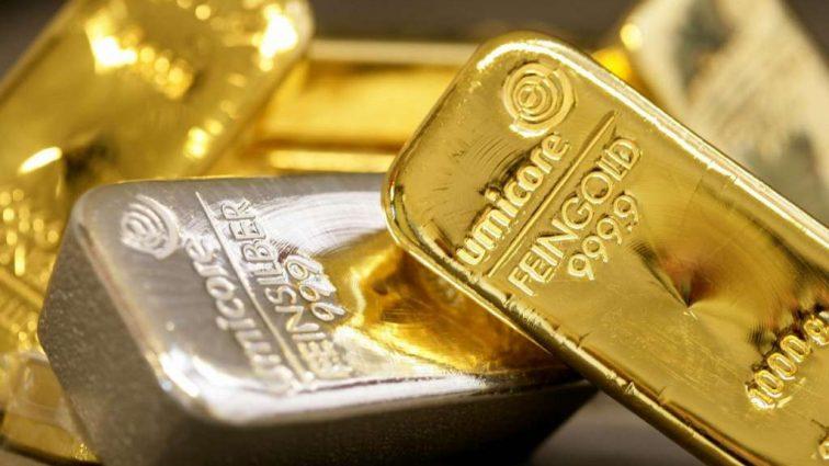 Цены на банковские металлы выросли