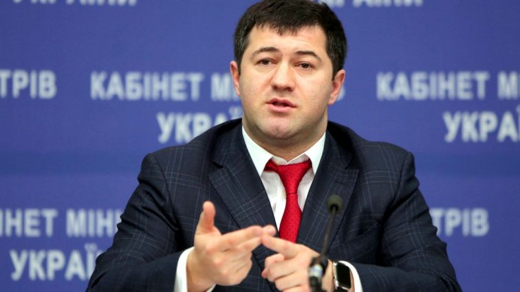 САП вручила Насирову обвинительный акт
