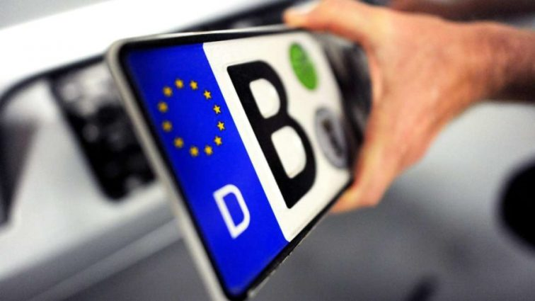 Штрафы в размере 1,6 млн .: Еще трое владельцев авто поплатились за «евробляхы»