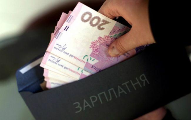 Сколько процентов украинцев получают зарплату меньше 3200 гривен