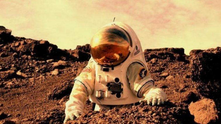 В NASA показали, как выглядит зима на Марсе (фото)