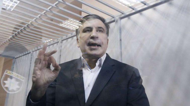 «На крыше при задержании» — Саакашвили рассказал подробности о пребывании в камере
