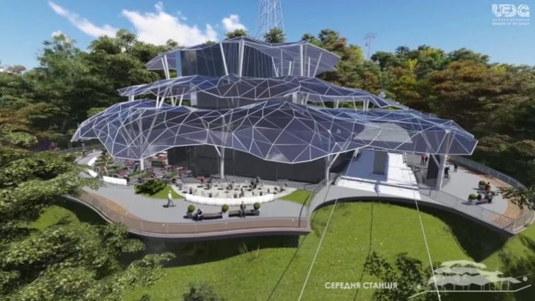 Во Львове построят канатную дорогу: стоимость проекта составляет 10 млн евро