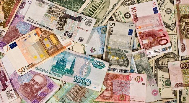 Доллар продолжает расти: Официальный курс валют