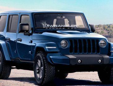 Новый дизайн Jeep не оставит вас равнодушными
