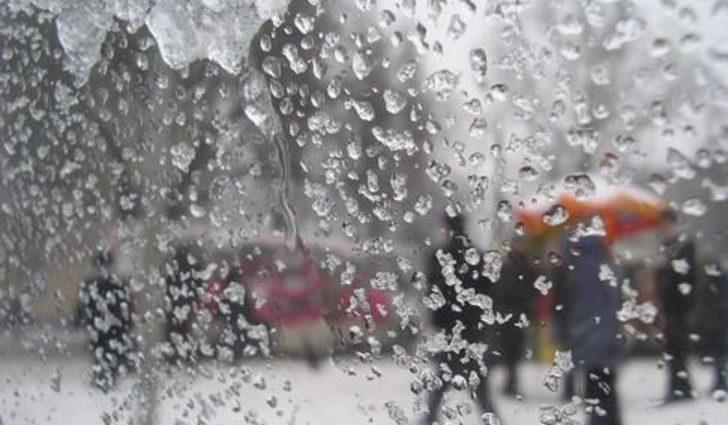 Снег, дождь и гололедица: Чем удивит погода украинцев на этих выходных