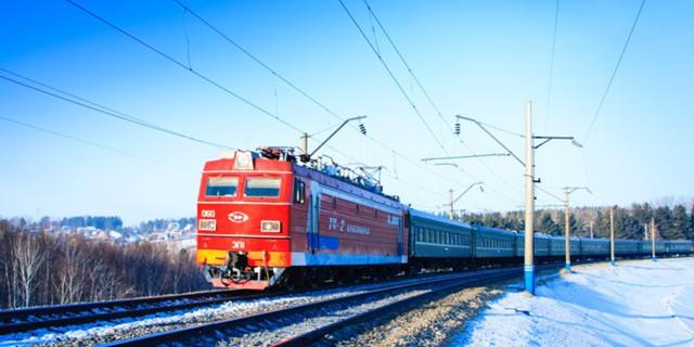 Российские поезда теперь курсируют в обход Украины