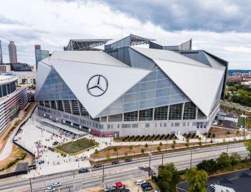 Самый экологичный стадион построили в США