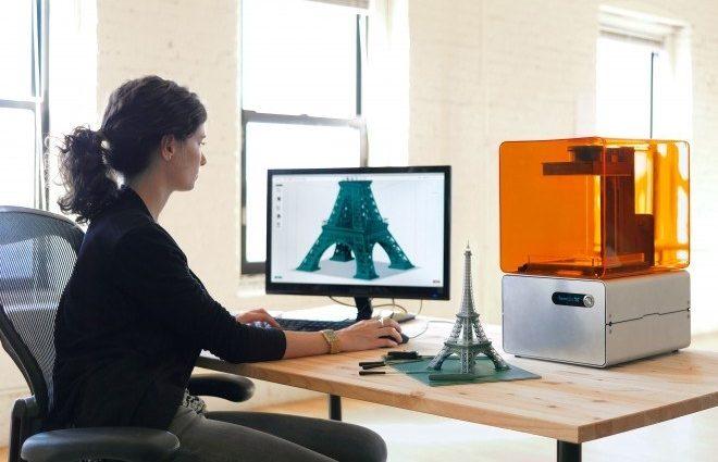 Самый быстрый 3D-принтер создали в США