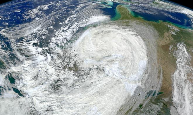 В Украину надвигается мощный циклон: какие области в зоне риска