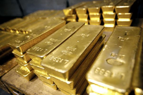 Установлены цены на банковские металлы
