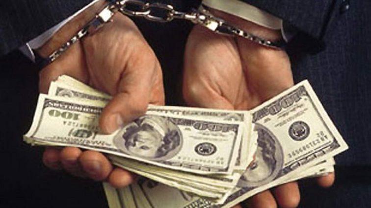 Миллионная сумма взятки: в Украине задержали топ-коррупционера