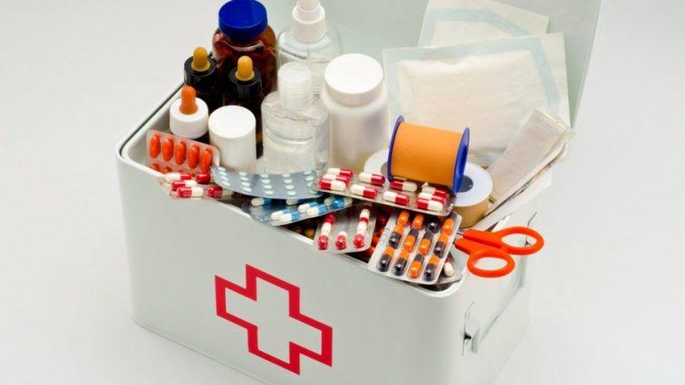 Какими лекарствами стоит запастись до Нового Года