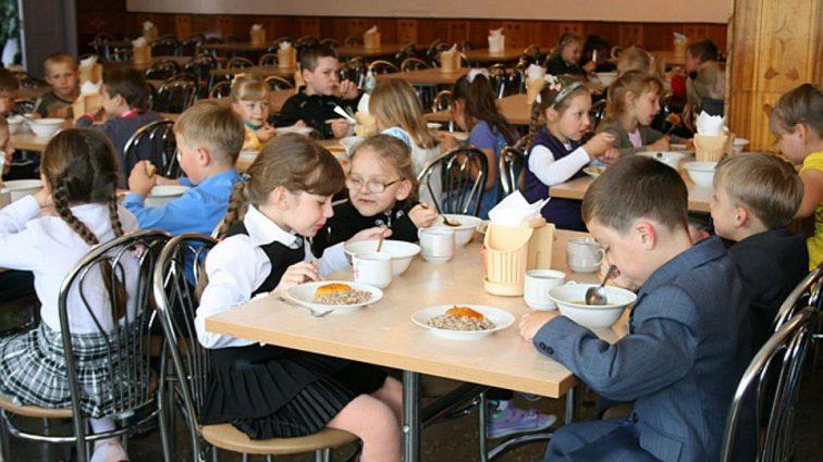 Стало известно, для каких детей в школе питание будет бесплатным