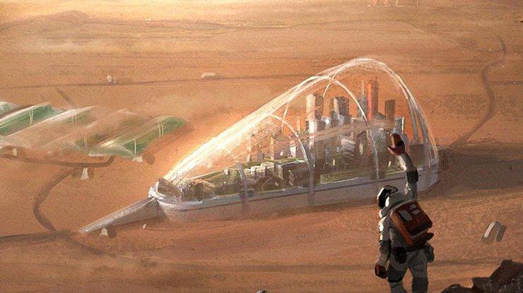 У человечества нет ресурсов и денег для колонизации Марса