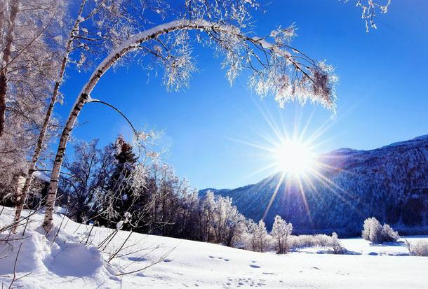 Погода готовит «сюрпризы»: потепление, минус 17 и сход лавин