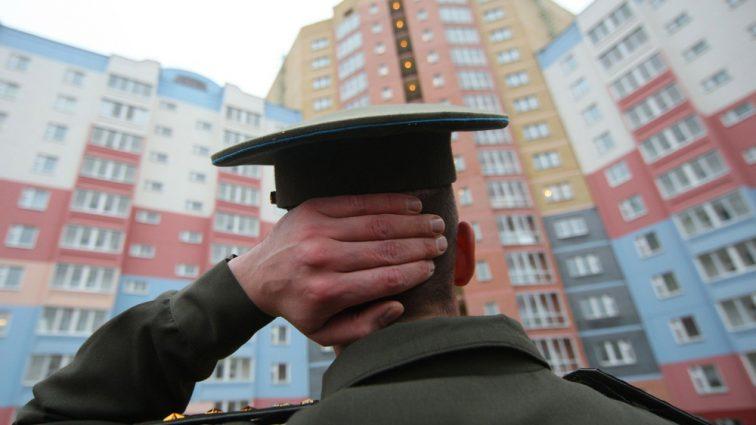 200 млн гривен на жилье военным: Кому государство купит квартиры